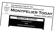 Read about the proposed changes to Montpelier Drive, the WSSC water main repair work, and the Easter Egg Hunt!