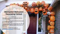 This year we are going to have a Halloween house decorating contest in Montpelier.   The 3 best-decorated houses will win prizes ($25 gift card) and bragging rights!   Judging will take […]