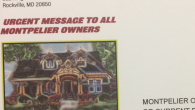 """Residents of Montpelier recently received a post card in the mail from """"GBLLC"""" or """"GBrunett Developers"""" (hereinafter referred to as """"GBLLC"""") accusing the Montpelier HOA & ACCC of acting carelessly […]"""